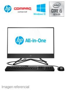 ALL-IN-ONE HP 200 G4 22, 21.5 WLED FHD IPS, INTEL CORE I5-10210U 1.60GHZ 8GB DDR4[