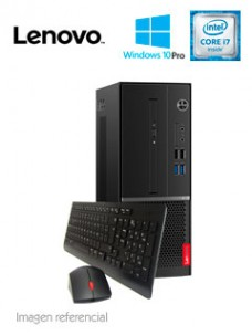 COMPUTADORA LENOVO V530S, INTEL CORE I7-8700 3.20GHZ, 8GB DDR4, 1TB SATA. VIDEO I