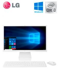 ALL-IN-ONE LG 24V50N-G 23.8 IPS, INTEL CORE-I3-10110U 2.10GHZ, 4GB DDR4, 500GB SATA[