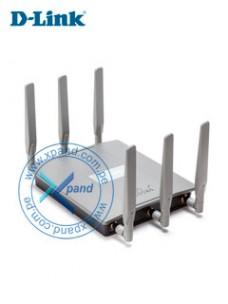 ACCESS POINT D-LINK DAP-2695 AC1750, DUAL BAND, 2.4GHZ 5GHZ, 802.11AC, RJ-45 GBE, POE