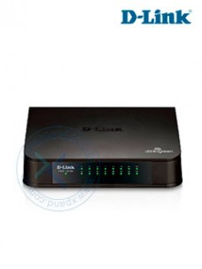 SWITCH D-LINK DES-1016A, 16 PUERTOS FAST ETHERNETRJ-45 10 100 MBPS, ESTÁNDARES IEEE 8