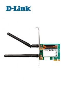 TARJETA WIRELESS D-LINK DWA-548, 802.11G N, 300 MBPS, PCI-E, 2DBI. 2 ANTENAS DESM