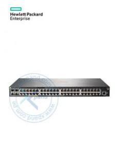 SWITCH HPE ARUBA 2930F, 48 RJ-45 GBE, 4 SFP. CAPACIDAD SWITCHING 104 GBPS, RENDIM