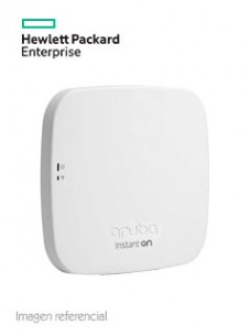 ACCESS POINT ARUBA INSTANT AP12, DUAL BAND 2.4 GHZ 5 GHZ, 1300 MBPS, 3X3 MIMO, 3.9 5.