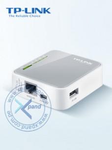 ROUTER INALÁMBRICO N TP LINK TL-MR3020, ESTÁNDARES IEEE 802.11N   G   B, USB 2.0, INT