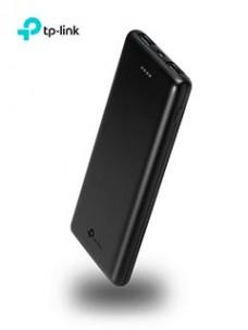BATERÍA EXTERNA RECARGABLE TP-LINK TL-PB10000, 10000MAH, USB, MICRO-USB. IDEAL PA