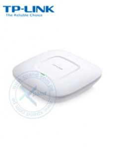 ACCESS POINT TP-LINK EAP115, INDOOR, 2.4 GHZ, 802.11 B G N, 3DBI, 300MBPS, POE. 1