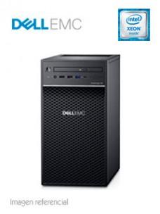 SERVIDOR DELL POWEREDGE T40, INTEL XEON E-2224G, 3.50 GHZ, 8GB DDR4, 1TB SATA 1 P
