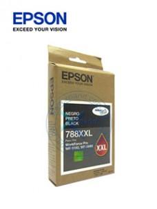 CARTUCHO DE TINTA EPSON T788XXL, DURABRITE PRO, NEGRO, PARA WORKFORCE PRO WF-5690 519