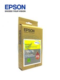CARTUCHO DE TINTA EPSON T788XXL, DURABRITE PRO, AMARILLO, PARA WORKFORCE PRO WF-5690