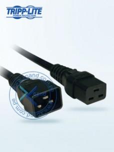 CABLE DE ALIMENTACION TRIPP-LITE P036-006, DE USO PESADO 12AWG (IEC-320-C19 A IEC-320