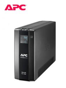 UPS APC SAI BACK UPS PRO BR 780W   1300VA, 8 TOMAS DE SALIDA, AVR, INTERFAZ LCD T