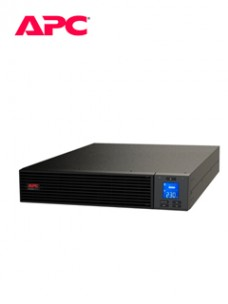 APC EASY UPS ON-LINE SRV 2000VA RM 230V, PANTALLALCD, CONECTIVIDAD RS-232 Y USB U