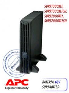 BATERÍA APC SURT48XLBP 48V PARA UPS SMART-UPS RT