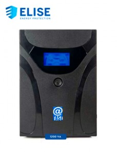 UPS INTERACTIVO 1.2KVA USB LCD