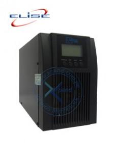 UPS ELISE UDC-1K-T-G2, ON-LINE, 1KVA, 900W, 100V ~ 300VAC, DISPLAY LCD. INTERFAZ