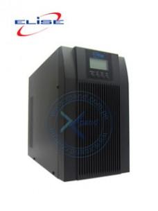 UPS ELISE UDC-2K-T-G2, ON-LINE, 2000 VA, 1800 W, 220VAC, MONOFÁSICO CON TIERRA, USB.[