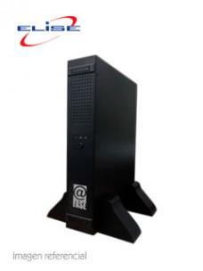 UPS ELISE AUR-1000-RM-LED, LINEA INTERACTIVA, 1000VA, 600W, 230V, USB. TECNOLOGÍA