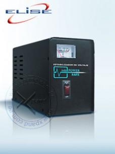 ESTABILIZADOR IEDA POWER SAFE  1.5 KVA 220VAC  4X220VAC