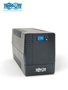 UPS INTERACTIVO DE 850VA, 480W CON 6 TOMAS - AVR,230V C13, ENTRADA C14, LCD, USB, TOR