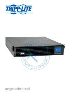 UPS SMART TRIPP-LITE SUINT1000LCD2U, ON-LINE, 1 KVA, 900 W, 208V 230V, 2U. DOBLE