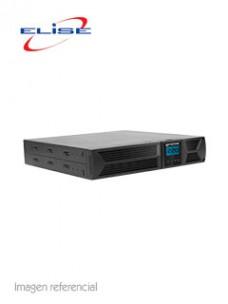 UPS ELISE PLUG & POWER URT-2K, ON-LINE, 2000VA, 1800W, 220V, DB-9 RS-232 USB.